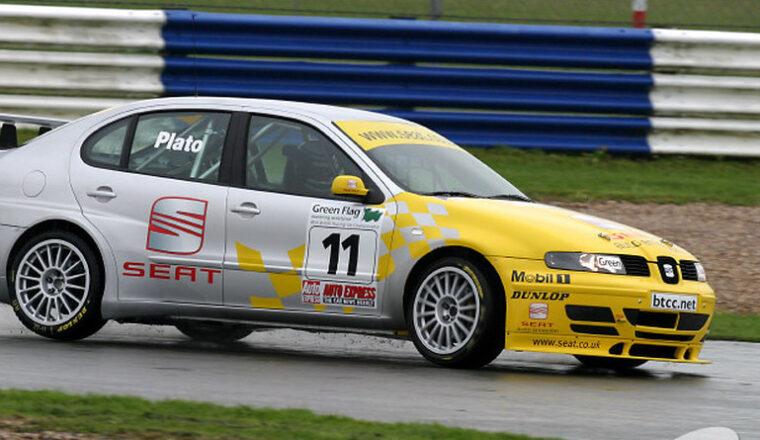 SEAT Toledo BTCC 2004